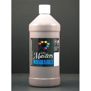 Rock Paint- Handy Art Little Masters Brown 32Oz Washable Paint (EDRE35973)
