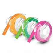 Dymo Embossing Tape Neon Labels (AZTY04858)