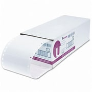 Universal One-Across Dot Matrix Printer Labels 3-1/2 x 15/16 White 5000 per Box (AZRUNV70104)