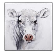 Imax Rickey Cow Oil Painting( IMAX8585) by