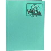 Monster Binders 9PTEA Binder 9 Pocket Monster - Matte Teal (ACDD7178)