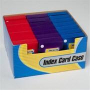 DDI Index Card Case, 3 x 5 in. (DLR52863)