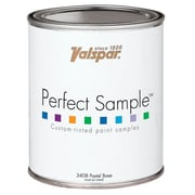 Valspar Brand 1 Pint Yellow Base Perfect Sample Custom-Tinted Paint Samples 27- (JNSN17383)