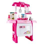 BlueBlockFactory Jumbo Kitchen Play Set Pink,1
