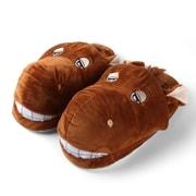 Aerusi Plush Animal Kid Slipper Size 1 to 3 Horse