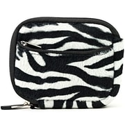 Vangoddy Point and Shoot Camera Sleeve Pouch Black white Zebra
