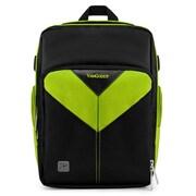 Vangoddy Sparta SLR DSLR Camera Backpack Black Green