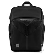 Vangoddy Sparta SLR DSLR Camera Backpack Black