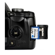 32GB High Performance SD Card Class 10
