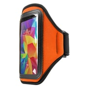 Vangoddy Exercise Armband iPhone and Android Orange