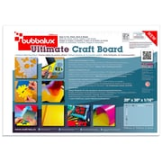 "Bubbalux Ultimate Craft Board, 20""x30"" in Arctic White (2 Pack)(FCBU2030WH2)"