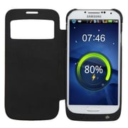 Insten Black Battery Backup Charging Bank Power Phone Case For Samsung Galaxy S4 i9500
