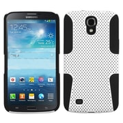 Insten White/Black Astronoot Phone Protector Cover Case For Samsung i527(Galaxy Mega)