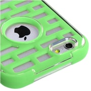 "Insten Lightning Green Brick GloCase Hybrid Hard Shockproof Cover Case for Apple iPhone 6 6S 4.7"""