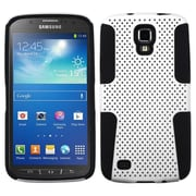 Insten White/Black Astronoot Phone Protector Case Cover For Samsung Galaxy S4 Active