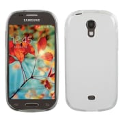 Insten Semi Transparent White Candy Soft Skin Case Cover For SAMSUNG T399 Galaxy Light