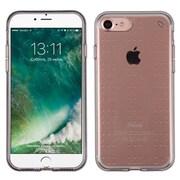 Insten Ultra Slim 2.0mm TPU Gel Rubber Skin Dot Case For iPhone 7 - Gray
