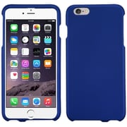 "Insten Hard Rubberized Case For Apple iPhone 6 Plus 5.5"" - Blue"