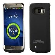 Insten Black 4200 mAh Quantum Energy Portable External Backup Battery Charger Case For Samsung Galaxy S6 Edge Plus