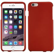 "Insten Hard Rubber Coated Case For Apple iPhone 6 Plus 5.5"" - Red"