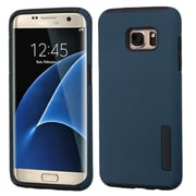 Insten Hard Dual Layer Case For Samsung Galaxy S7 Edge - Blue/Black