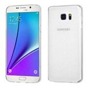Insten TPU Glitter Cover Case For Samsung Galaxy Note 5 - Clear