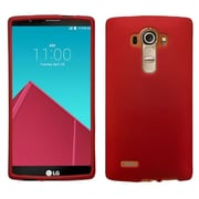 Insten Hard Cover Case For LG G4 - Red