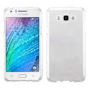 Insten Hard Crystal Cover Case For Samsung Galaxy J7 (2015) - Clear