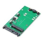 """IOCrest 70mm 2.5"""" Mini SATA SSD to standard 2.5"""" SATA interface Adapter"""