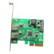 IOCrest 2 Port USB 3.1 Type A PCI-e 2.0 x4 Controller Card