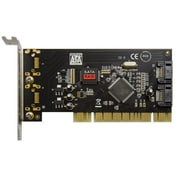 Syba Low Profile PCI SATA 2-Port Raid Card SiliconImage Sil3512 chipset