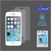 Insten 2-Pack Anti-Glare Screen Protector Guard For iPhone 5/5C/5S/SE