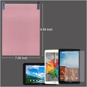 "Insten Clear Multi Layer Polyethylene (PET) Film Screen Protector for Samsung Galaxy Tab Pro 12.2"" (LTE Version)"