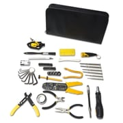 Syba 58 Pieces Computer Screwdriver Tool Kit with Slim Zipped Case