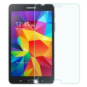 "Insten Clear Tempered Glass LCD Screen Protector FIlm Cover For Samsung Galaxy Tab4 7"" (LTE versIon)"