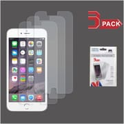 Insten 3-Pack Clear HD Screen Protector Film For iPhone 6s Plus / 6 Plus