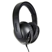 Oblanc Cobra210 NC1 2.1 Amplified Gaming Stereo Headphone w/ mic Black/ Black