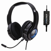 GamesterGear Cruiser PS3210 2.1 Amplified Stereo Gaming Headset w/mic Black