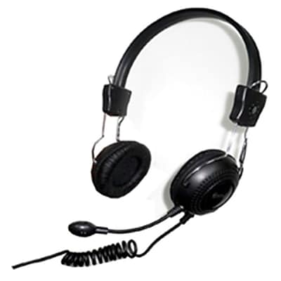 Connectland Stereo Online Gaming Headphone with Microphone 20Hz - 20,000Hz 2593445