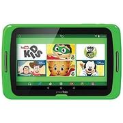 """Southern Telecom smarttab® STJR700 7"""" Kids Tablet, 1GB RAM, Android Lollipop 5.1, Green"""