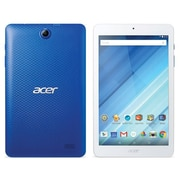"Acer® Iconia One 8 B1-850-K1KK NT.LC4AA.001 8"" Tablet, 1GB RAM, Android 5.1 Lollipop, Blue/White"