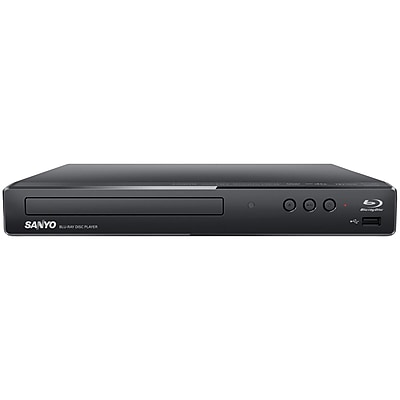 Sanyo Refurbished Blu-Ray Player (SANRFWBP505F) 2581931