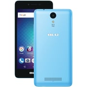 BLU Products S010QBLU STUDIO G2 Smartphone (Blue)