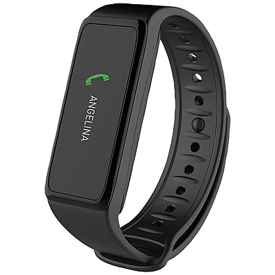 MyKronoz 813761021449 ZeFit3 HR Activity Tracker Black Black