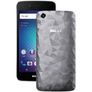 BLU Products D210UGRY DIAMOND M Smartphone (Gray)