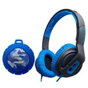 Soul 81970453 Transform Headphones & 81970471 Storm Speaker - Camo Blue