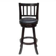 "Boraam Bloomington 29"" Bar Stool, Cappucino (60829)"
