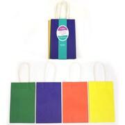 Flomo- Narrow Medium Gift Bags, PRIMARY COLOR, 120/Pack, (KFV738-12NM)