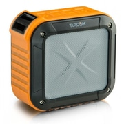 Turcom TS-456 AcoustoShock MInI WIreless Portable Speaker, Orange