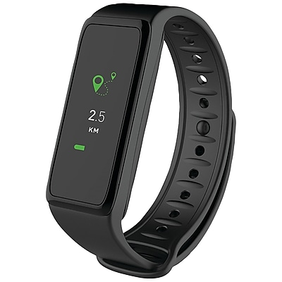 MyKronoz 813761021388 ZeFIt3 ActIvIty Tracker Black Black